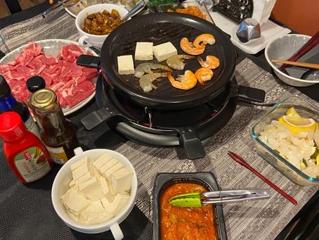 Staying in: Korean BBQ