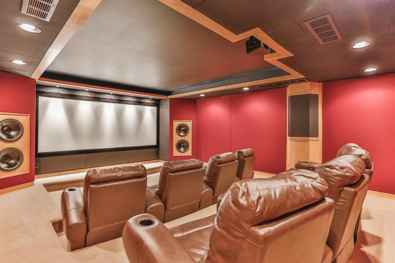 Movie Theater Still Photo