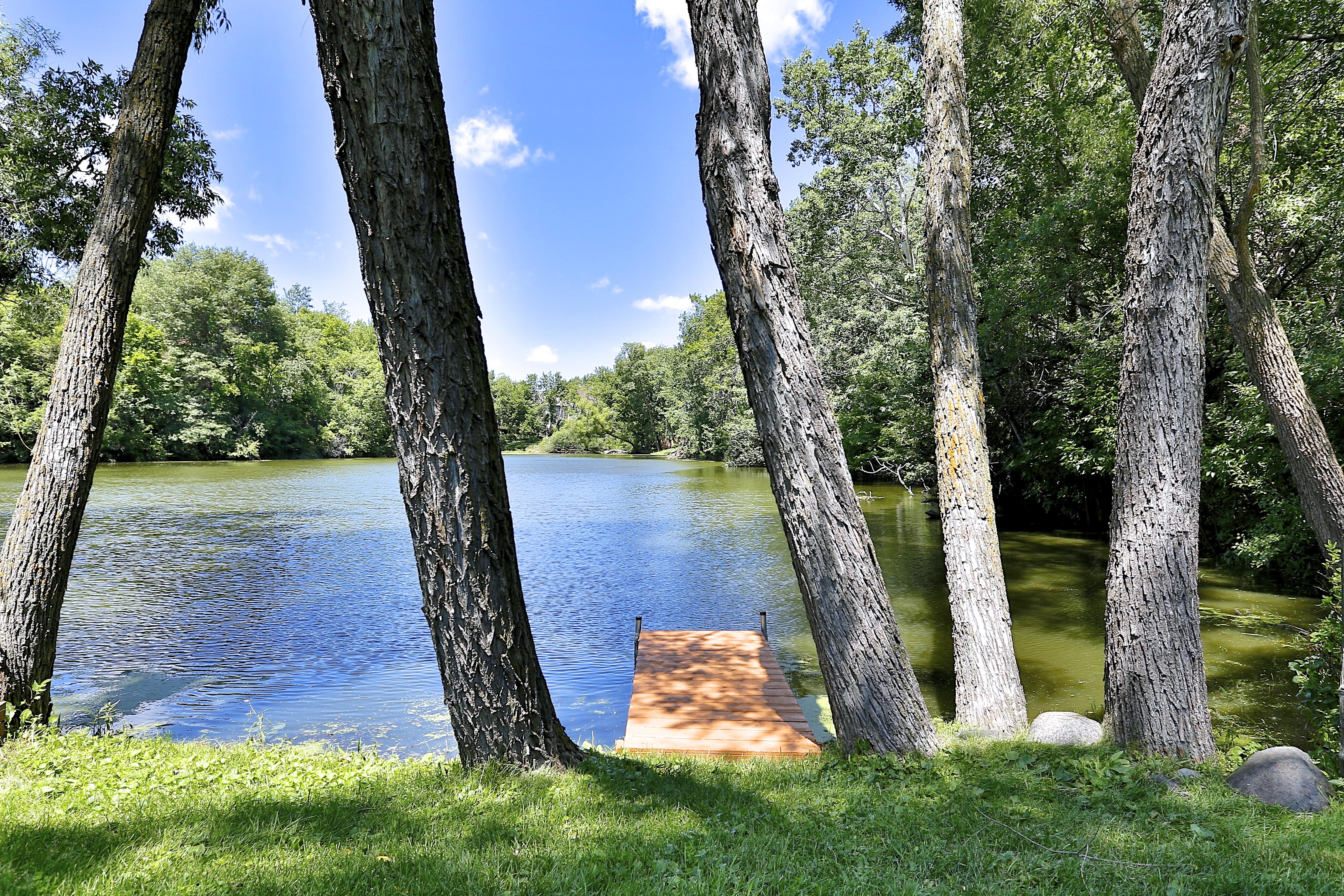 Exterior Lake Photo