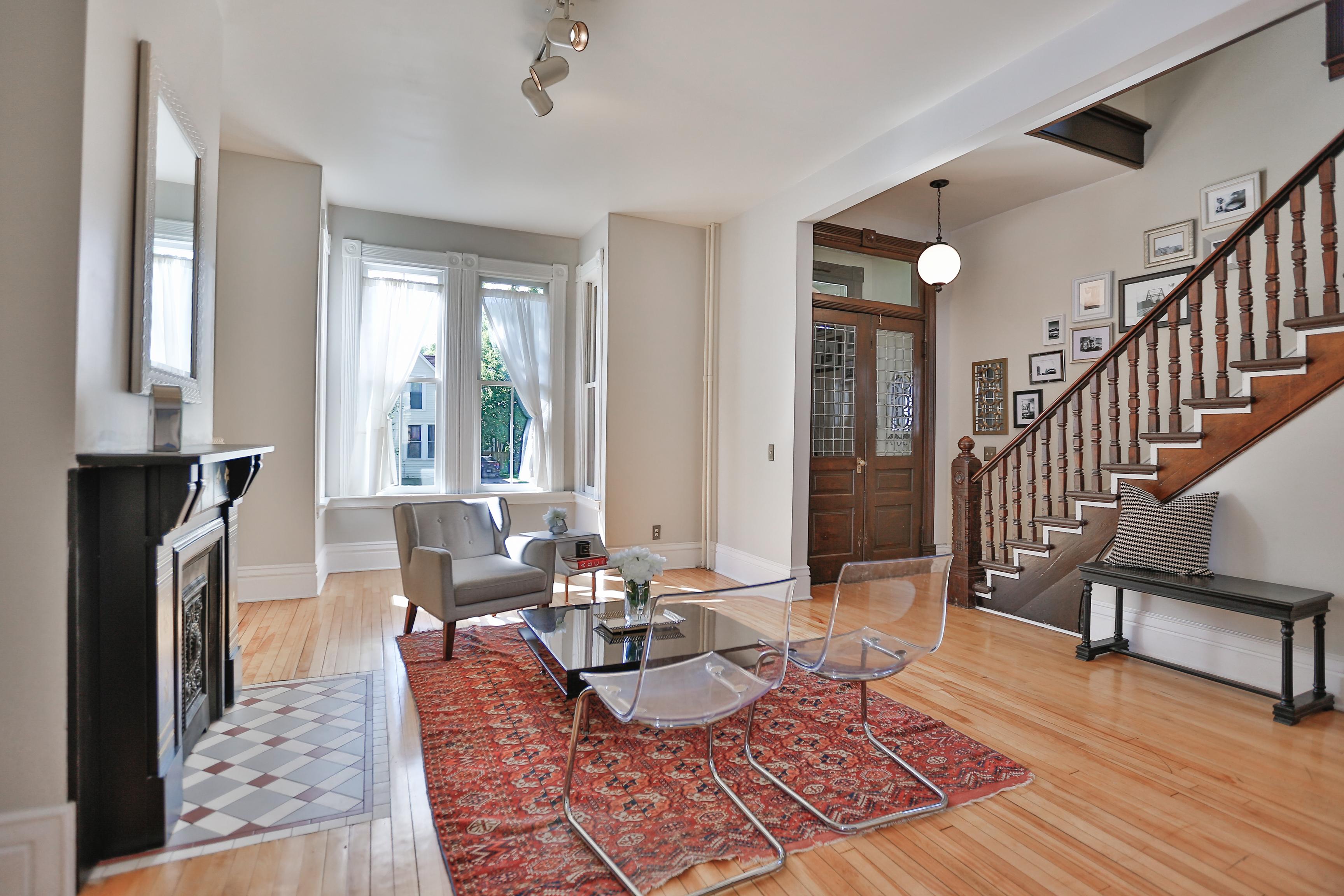Minneapolis Living Room