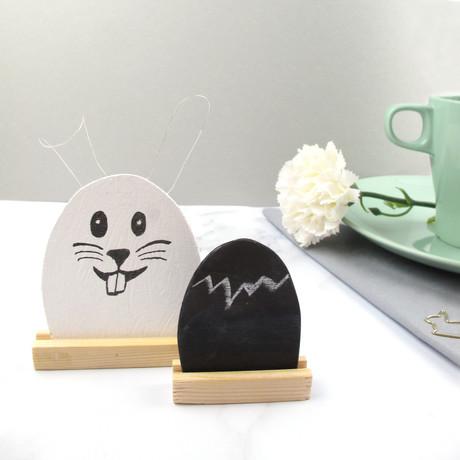 Tischdeko/Namensschilder für Ostern