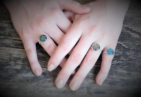 Ring - Kaffeekapsel // 10 Farben