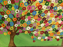 ringed tree