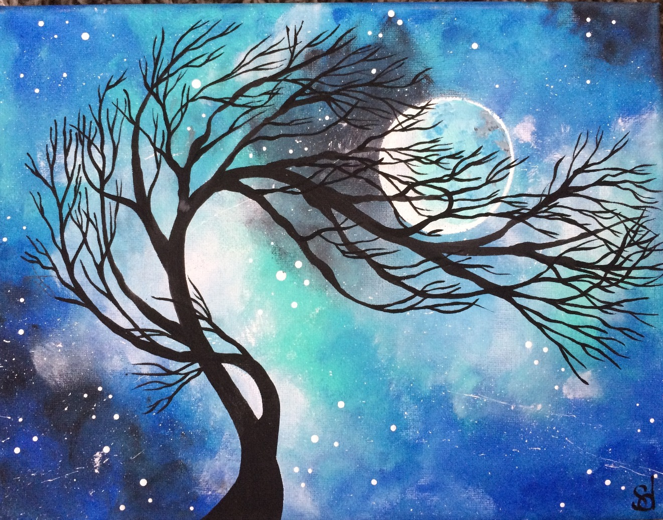 Moonlit Sway