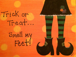 witches boots