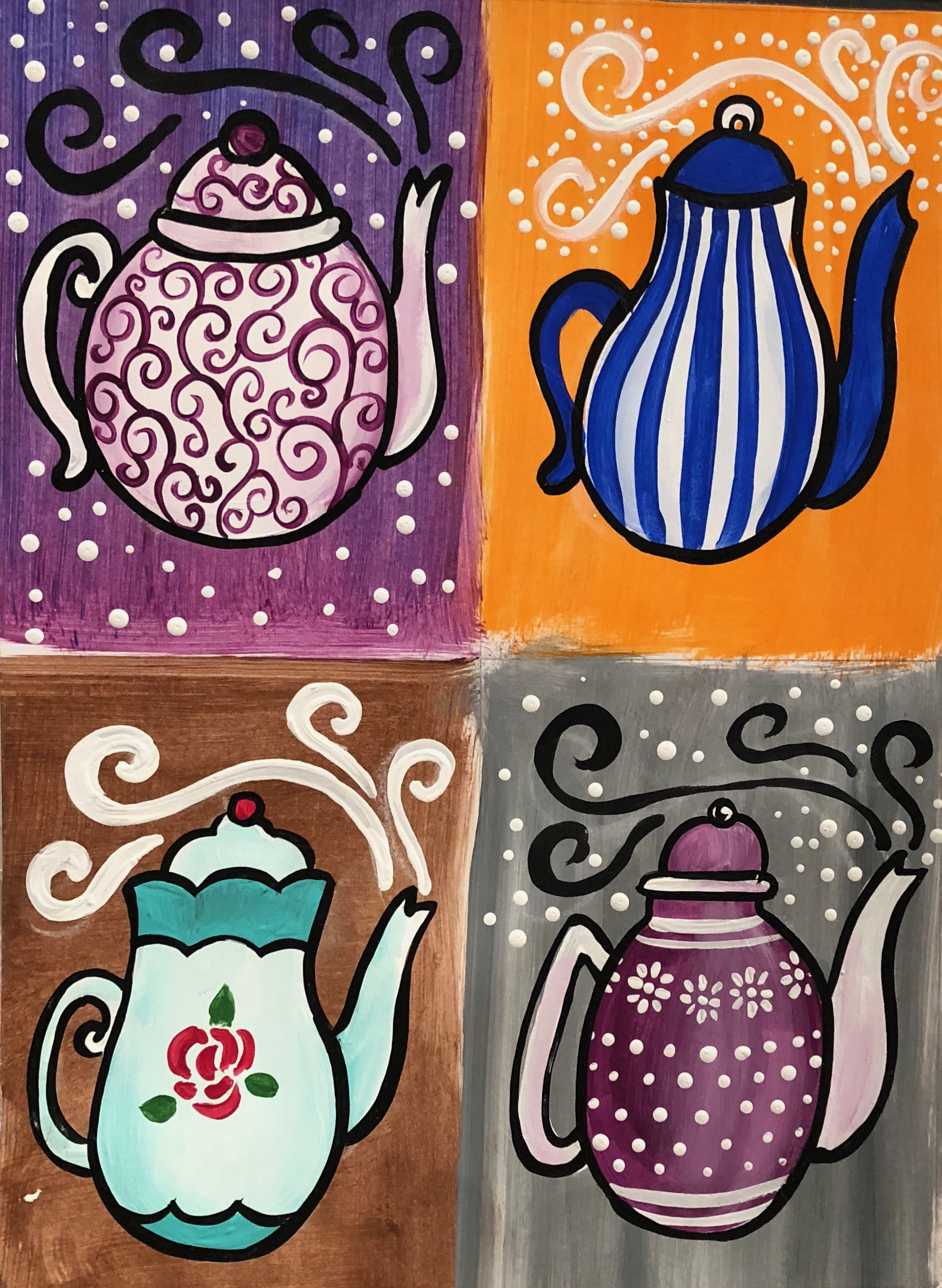 Teapot Design Options