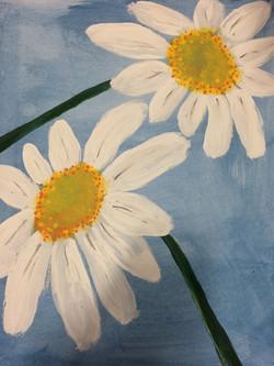 dip dot daisies