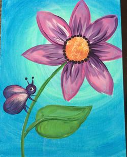 Flower & Bug