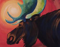 still moose