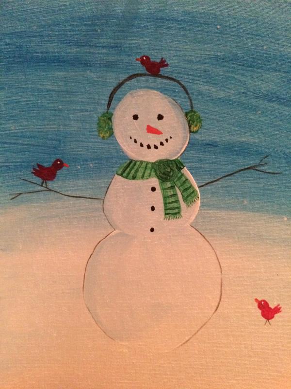 Frosty & Friends