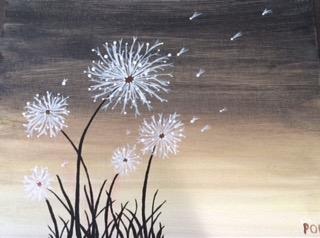 Whispy Dandelions