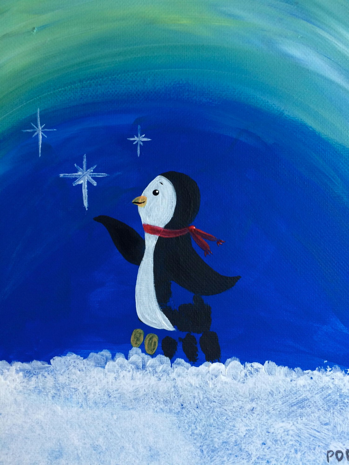Penguin and Star