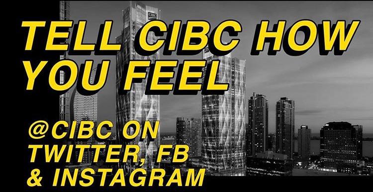 Shut Down CIBC