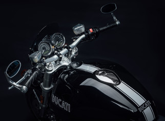 Ducati GT1000 Photographed in Studio