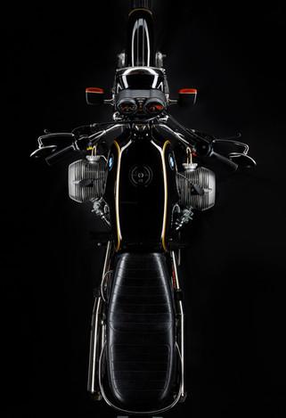 BMW R60/5 Studio Photograph