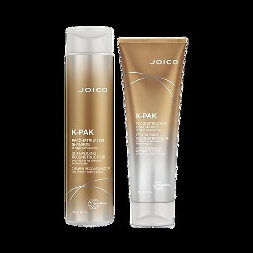 Zestaw Joico K-PAK szampon i odżywka