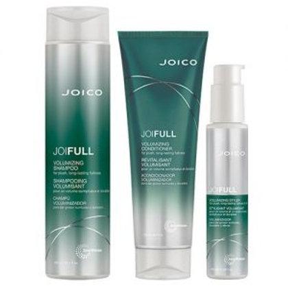 Zestaw Joico JOIFULL szampon, odżywka i styler