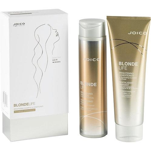 Zestaw Joico BLOND LIFE szampon i odżywka