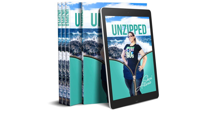eBook - Unzipped by Sheri Arcuria