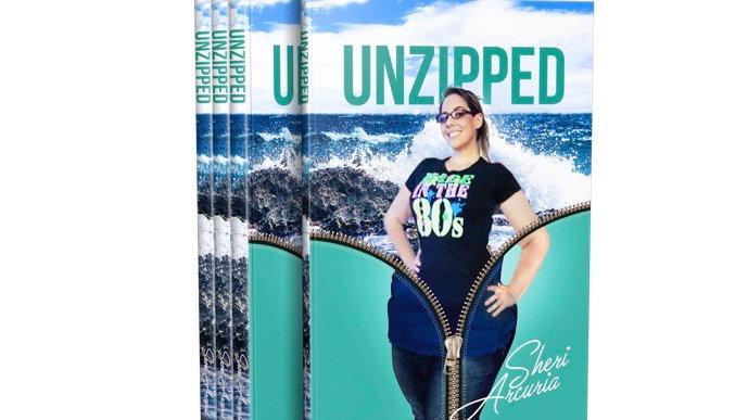 Signed Paperback - Unzipped by Sheri Arcuria