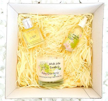 Pure Gardenia - Large Gift Set