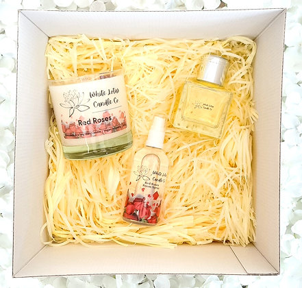 Red Roses - Large Gift Set