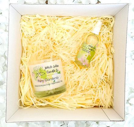 Pure Gardenia - Medium Gift Set