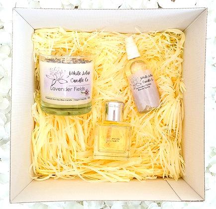 Lavender Fields - Large Gift Set