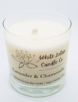 Lavender & Chamomile Candle