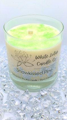 Snowkissed Pine Candle