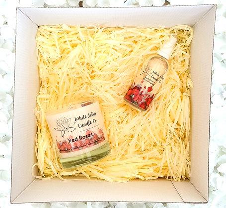Red Roses - Medium Gift Set
