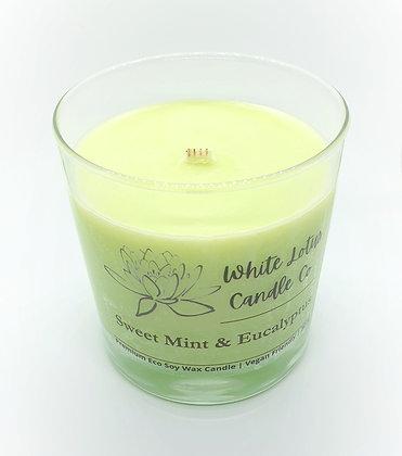 Sweet Mint & Eucalyptus Candle