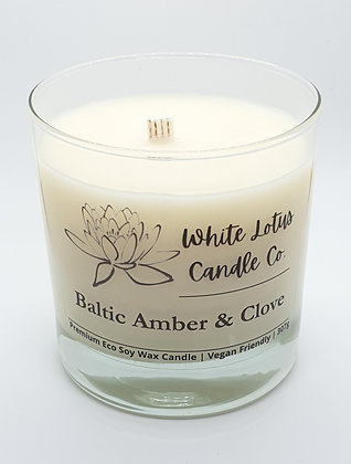 Baltic Amber & Clove Candle