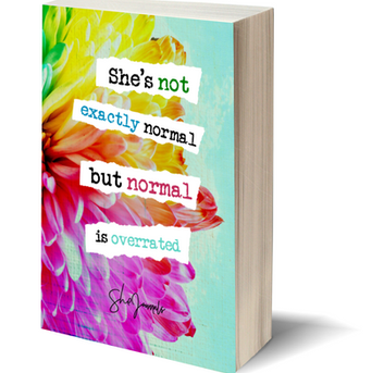 SheJournals - She's not exactly normal...