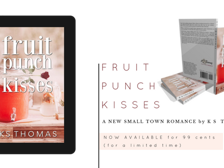 Fruit Punch Kisses is live!