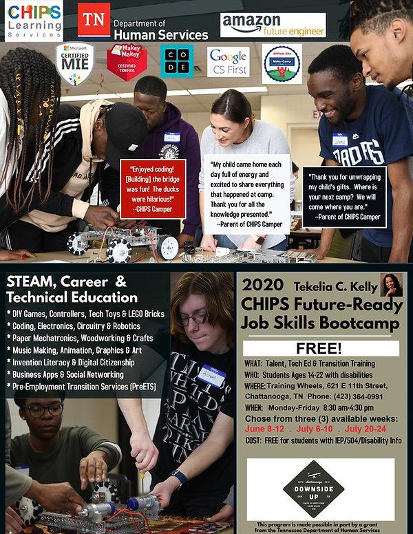 2020 CHIPS Future Ready Job Skills Bootc