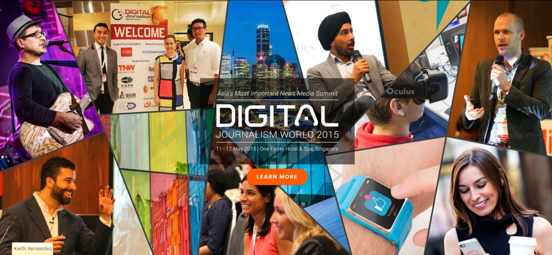 Digital Journalism World 2015