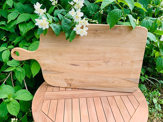 Teak Chopping Board - Large