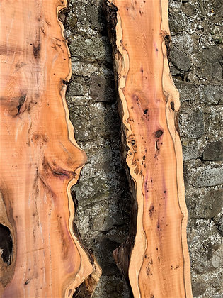 Pippy Yew Table Top Planks 2100mm x 200mm x 40mm