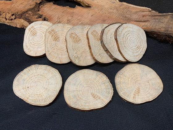 Pine Disc 80mm x 10mm
