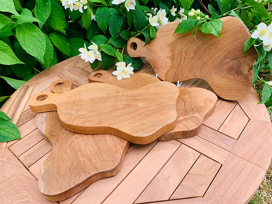 Teak Chopping Board - Small