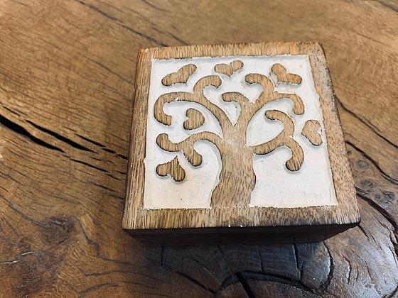 Tree For Life Trinket Box