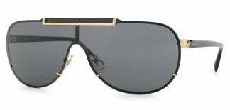 Versace Sunglasses VE 2140 BLACK