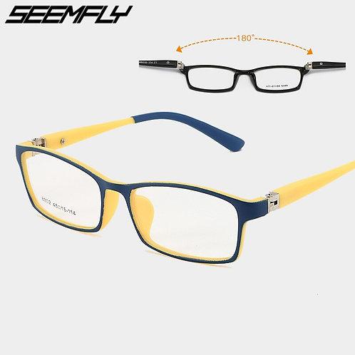 Tr90 boys & girls flexible eyewear