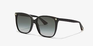 Gucci G0022S Black/Grey One Size