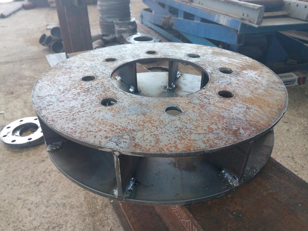 150 mm Vortex CnC in Botswana