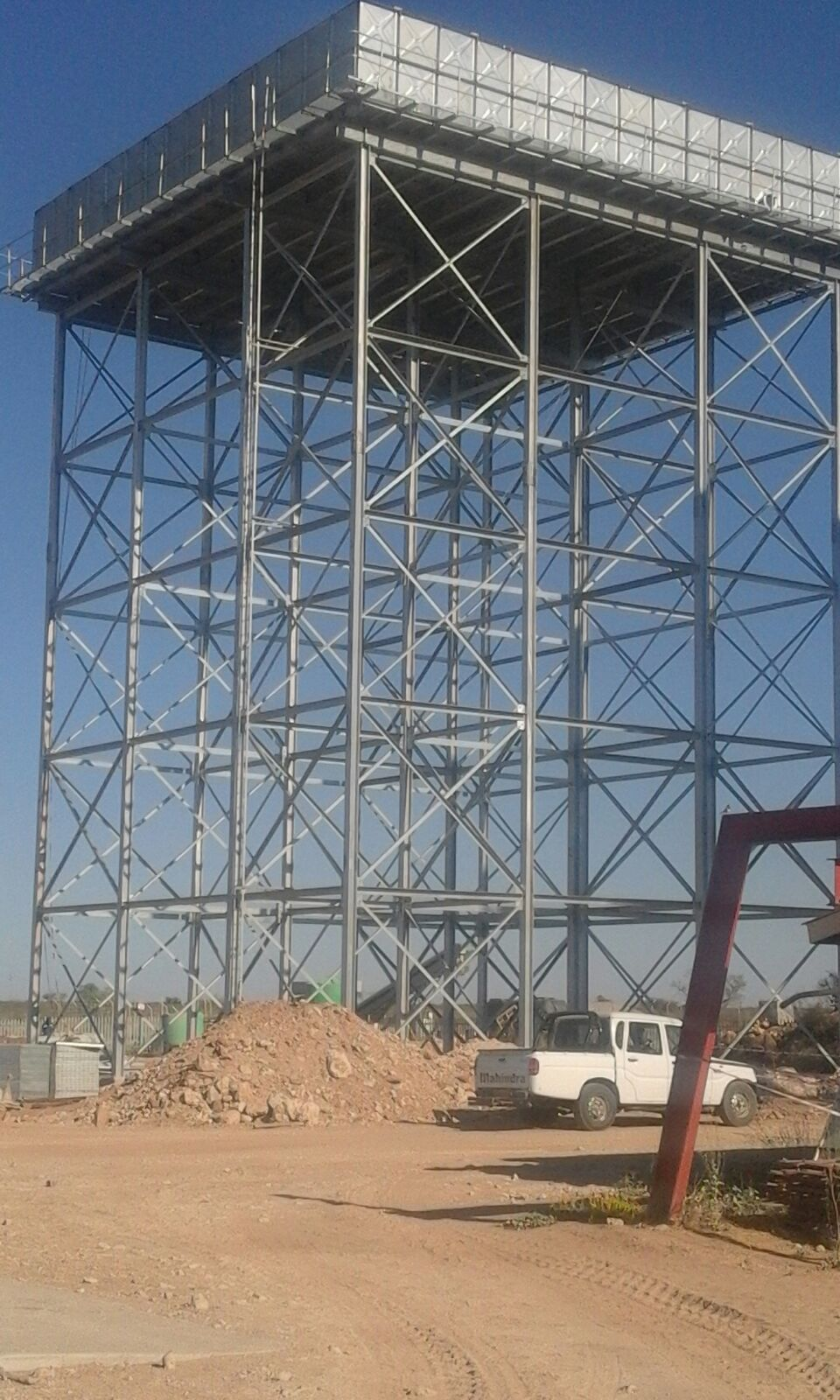 1 Million Litre Tower structure