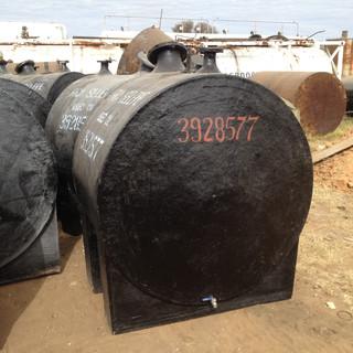 Rra Selepe Oil Collector