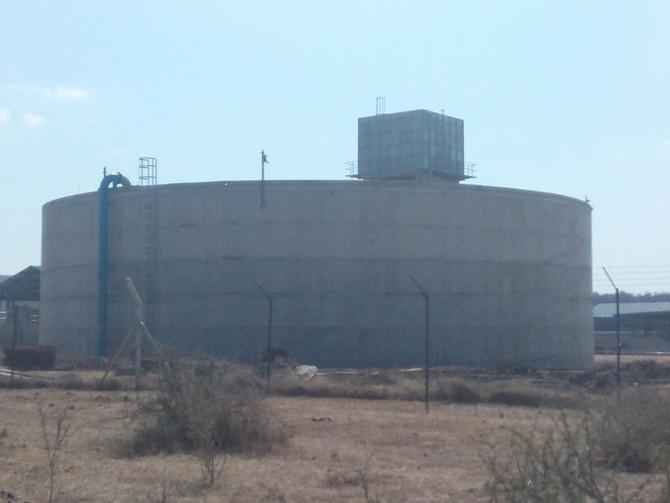 Tuli Dam - Installation (Within WTP)