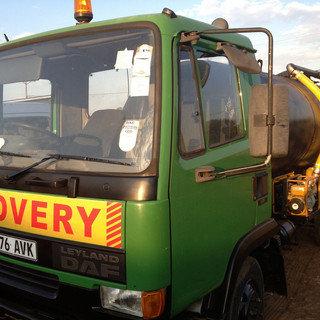 Rra Selepe Used Oil Collector Truck